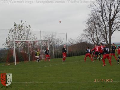 Foto zu Meldung: + + + Fußball Landesliga West 12. Spieltag + + +