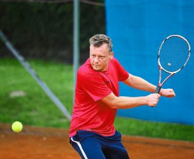Foto zur Meldung: Tennis - Auftaktspiel gegen TC Nordstetten