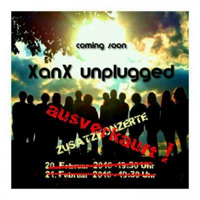 """Foto zur Meldung: Beide Zusatzkonzerte - """"XanX unplugged"""" - ausverkauft"""