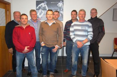 Foto zur Meldung: Sponsorenabend des FC Hevesen