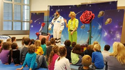 """Foto zur Meldung: Kinderoper """"Der kleine Prinz"""""""