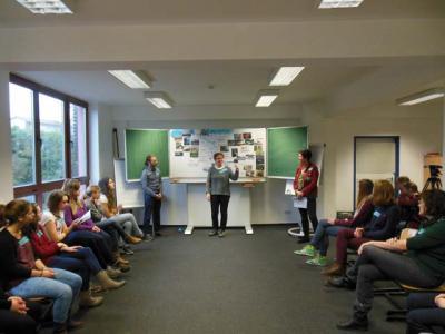 """Foto zur Meldung: Schüler-Workshop """"Elbe - find' ich gut!"""""""