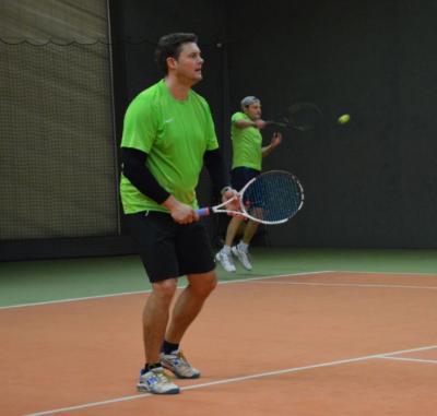 Foto zur Meldung: Tennis - Auftaktniederlage gegen den TC Nordstetten