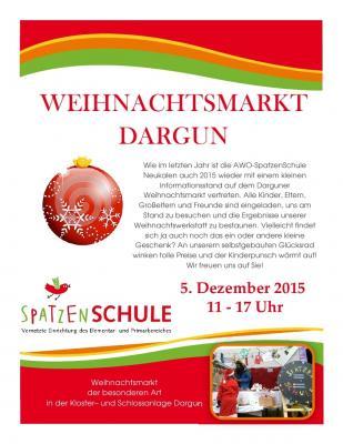 Foto zur Meldung: Weihnachtsmarkt Dargun