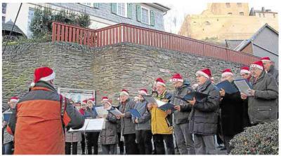 Foto zur Meldung: Ortsgemeinde: Weihnachtsmarkt zeichnet sich durch viel Liebe zum Detail aus