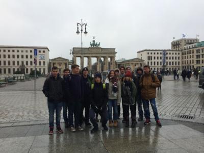 Foto zur Meldung: Exkursion zur Stadtgenese am Beispiel Berlins