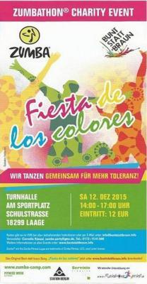 Foto zur Meldung: Die erste Fiesta de los Colores in Mecklenburg - Vorpommern
