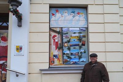 Foto zur Meldung: 2. Adventsbild von der Peenestadt Neukalen