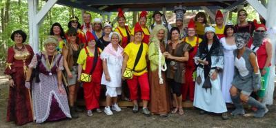 Foto zur Meldung: Heimatverein: Märchenhafter Ausflug der Donnerstagsfrauen