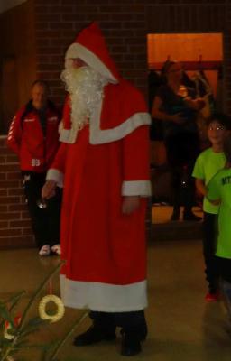 Foto zur Meldung: Nikolausturnen