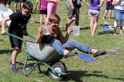 Foto zur Meldung: Landjugend-Sommerfest