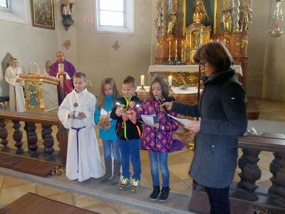 Foto zur Meldung: Familiengottesdienst zum 2. Adventsonntag