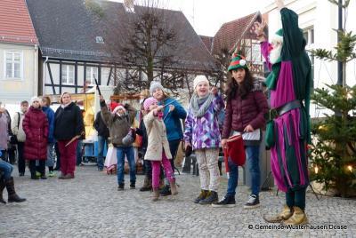 Foto zur Meldung: Nikolausmarkt 2015
