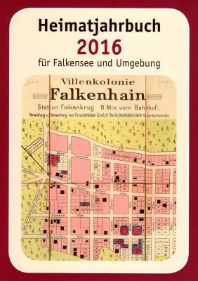 Foto zur Meldung: Heimatjahrbuch 2016