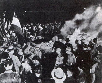 """Foto zur Meldung: """"Die verbrannten Dichter"""""""