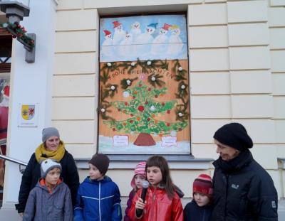 Foto zur Meldung: 10. Adventsbild von der Peenestadt Neukalen