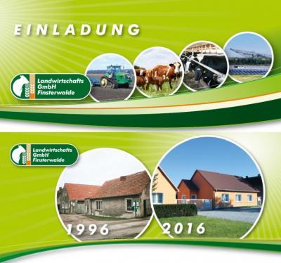 Vorschaubild zur Meldung: 20 Jahre Landwirtschafts-GmbH Finsterwalde