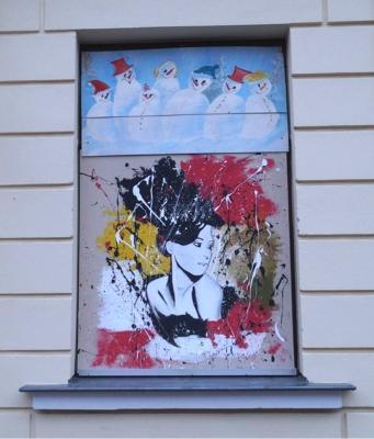 Foto zur Meldung: 11. Adventsbild von der Peenestadt Neukalen
