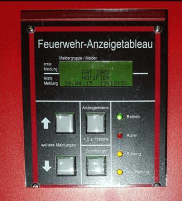 Foto zu Meldung: Objektalarm - Pflegeheim Holstedt