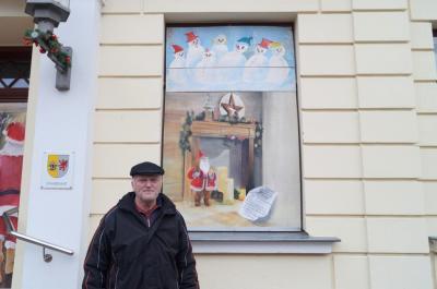 Foto zur Meldung: 14. Adventsbild von der Peenestadt Neukalen