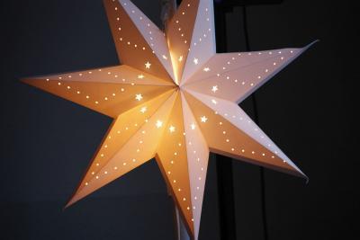 Foto zur Meldung: Solange Sterne noch Licht haben, ist nichts verloren.