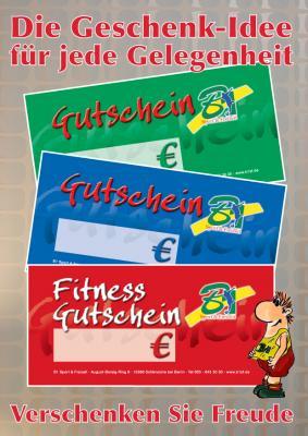 B1 Sport & Freizeit Gutscheine