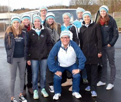 Vorschaubild zur Meldung: Reise nach Battenberg hat sich gelohnt  35 Medaillen auf Landesmeisterschaften für Gudensberger Masters-Sportler