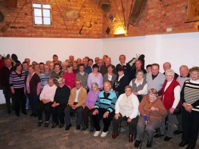 Foto zur Meldung: Seniorenweihnachtsfeier 2015
