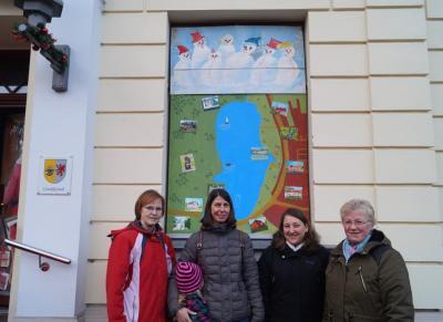 Foto zur Meldung: 23. Adventsbild von der Peenestadt Neukalen