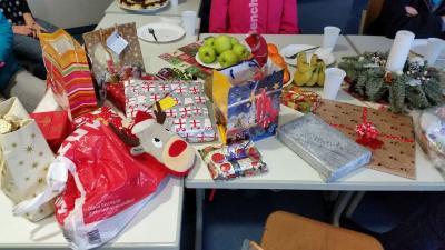 Foto zur Meldung: Der Weihnachtsmann kommt