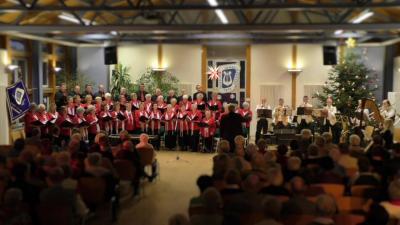 Der VCH und Kaulsdorf Brass zum WK 2015