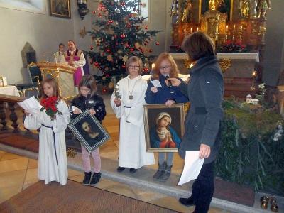 Foto zur Meldung: 4. Adventsonntag mit Maria zum Geburtsfest des Herrn