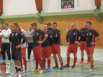 Foto zu Meldung: + + + Hallenfußball TSG Warin + + +