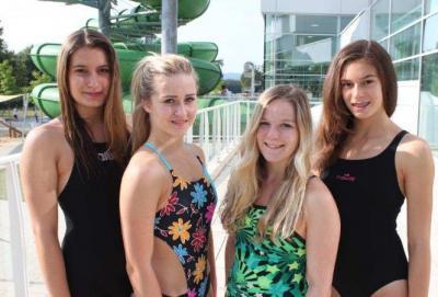 Vorschaubild zur Meldung: Frauen-Quartett auf Landesmeisterschaften am Start