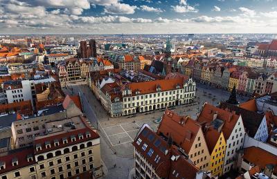 Foto zu Meldung: Wenn die Geister in Wroclaw erwachen