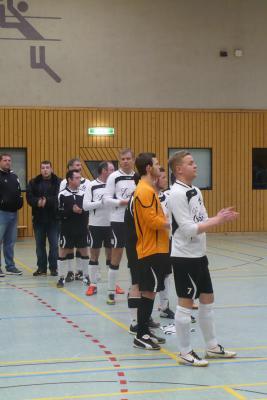 Foto zur Meldung: Männermannschaft verpasst knapp das Finale in Großschönau
