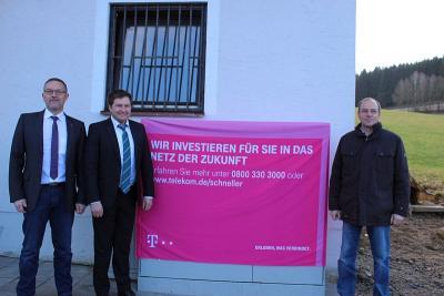Foto zu Meldung: Schnelles Internet auch in Krailing und Hetzelsdorf