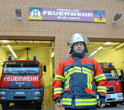 Foto zur Meldung: Groß Laasch - Aktive Jugendarbeit in der Freiwilligen Feuerwehr von Groß Laasch