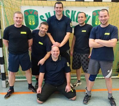 Foto zu Meldung: 7. Vereins-Volleyballturnier des SV Roskow e.V.