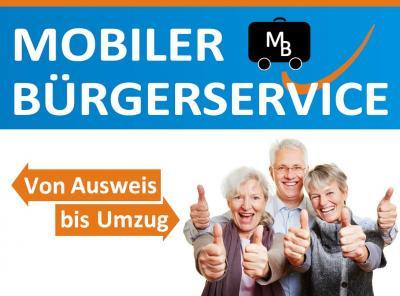 Foto zu Meldung: Mobiler Bürgerservice wieder auf Tour!