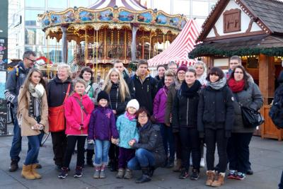 Foto zu Meldung: Fahrt zum Berliner Weihnachtsmarkt