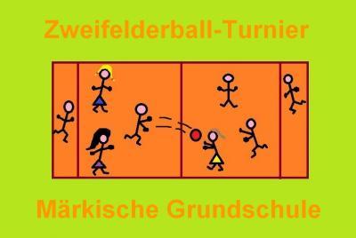 Vorschaubild zur Meldung: Zweifelderball-Turnier 2016