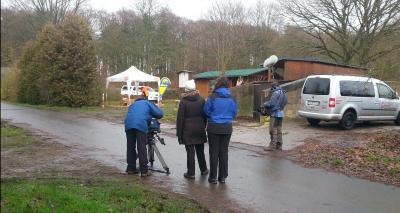 """Foto zur Meldung: SWR Fernsehen zeigte den """"Pohler Weg"""""""