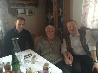 Foto zu Meldung: 80 Jahre Karl Bestle