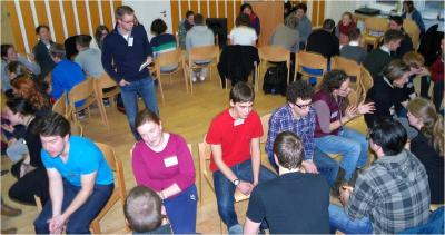 Foto zur Meldung: Jugend im Blick – Regionale Bewältigung demografischer Entwicklungen