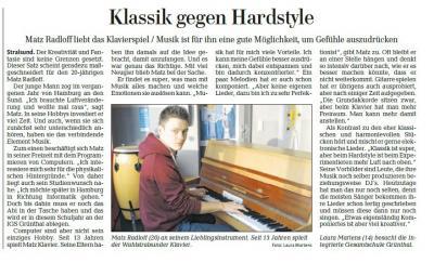 Foto zur Meldung: Klassik gegen Hardstyle