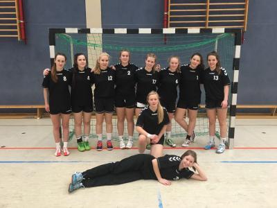 Foto zur Meldung: Regionalfinale Handball