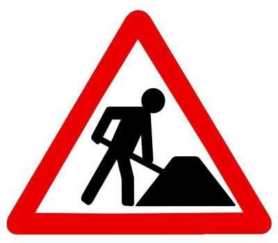 Foto zu Meldung: Verkehrsbeschränkungen im Bereich Kreuzung Berzallee/Waldstraße