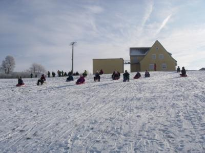 Vorschaubild zur Meldung: Wintersport in Geslau