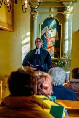 Foto zur Meldung: Festgottesdienst zum Kirchweihfest